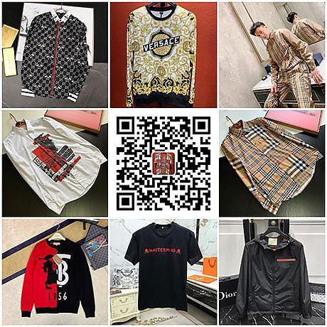 广州大牌复刻服装货源一手货源男女服装一件代发无忧退货
