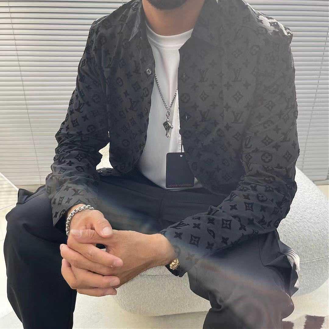 广州顶尖复刻奢侈品衣服代理,原单品质名牌男装一件代发