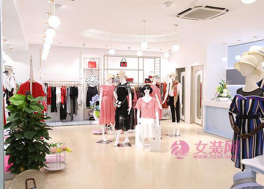 中档女装品牌加盟如何选址 真斯贝尔女装加盟店选址技巧(图1)