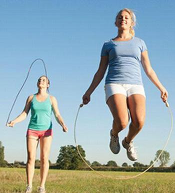 跳绳减肥效果好吗?跳绳最容易瘦哪里?