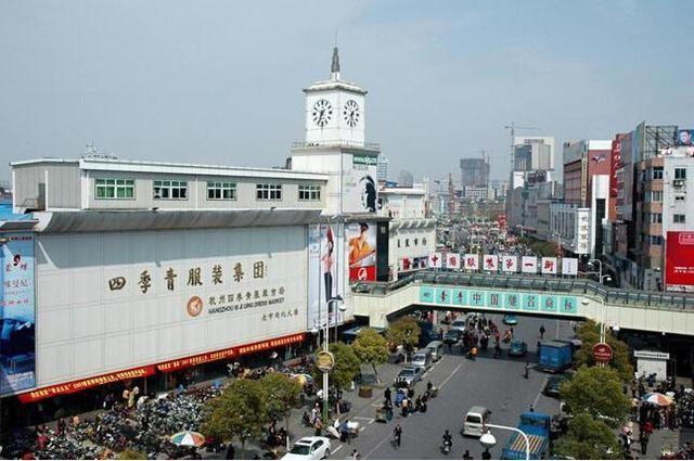 杭州女装批发有哪些市场?杭州女装批发市场介绍